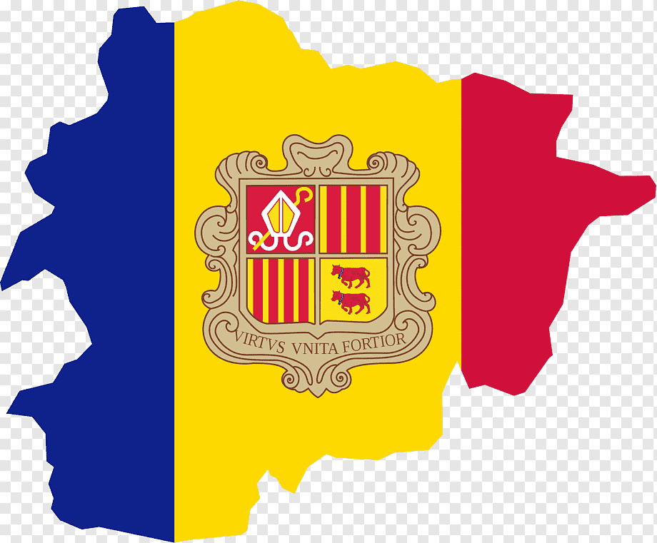 Flag of Andorra logo